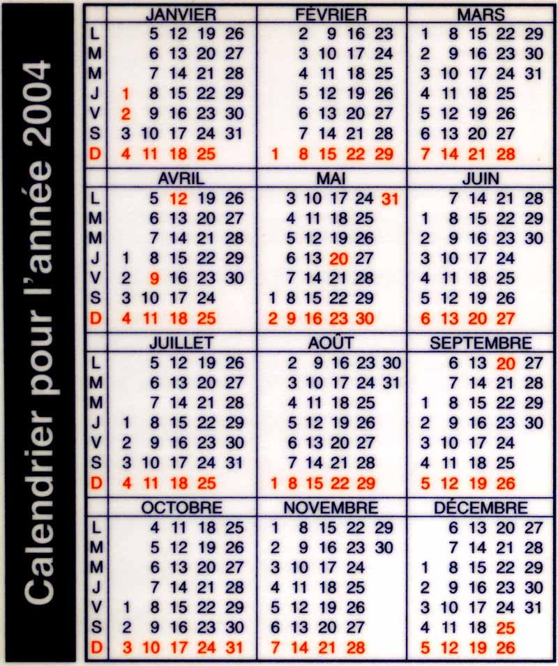 calendrier2004